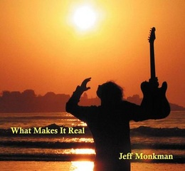 Portrait of Jeff Monkman