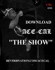 Portrait of Ace-Cal