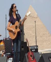Portrait of Yasmin Tayeby