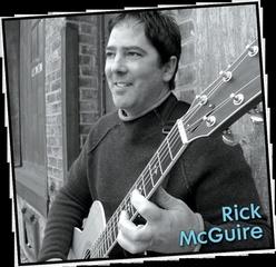 Portrait of Rick McGuire