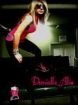 Portrait of Danielle Alis