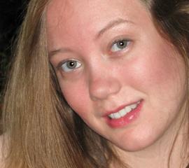 Portrait of Jessi Hamilton