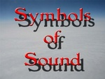Portrait of Symbols of Sound