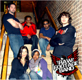 Portrait of Raw Footage Band