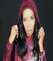 Portrait of miss knockout