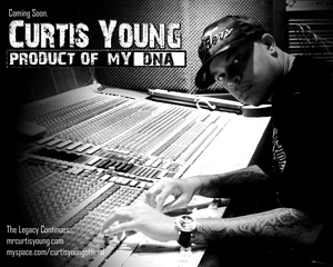 Portrait of Curtis Young