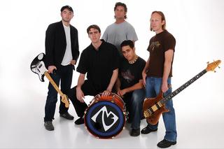 Portrait of Zac Mac Band