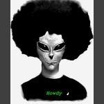 Portrait of Alien Incognito