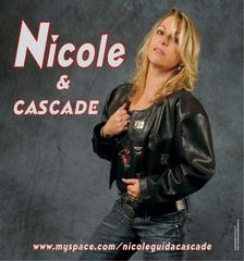 Portrait of Nicole & CASCADE