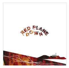 Portrait of Red Plane Down