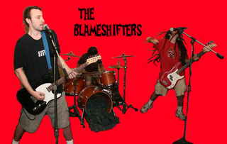Portrait of The Blameshifters