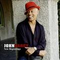 Portrait of John Carey Urban soul guitarist