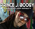 Portrait of Prince J. Boogy