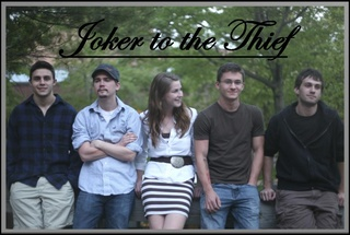 Portrait of Joker to the Thief