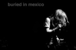 Portrait of buried in mexico