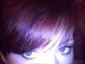 Portrait of kat-eye