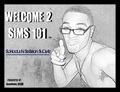 Portrait of Sims101