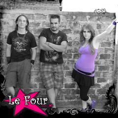 Portrait of LE FOUR