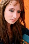 Portrait of Ashleigh Cole