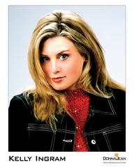 Portrait of Kelly Ingram