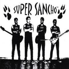 Portrait of Super Sancho