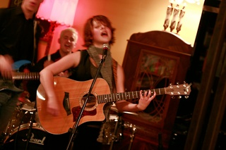 Portrait of Julia Marie Band