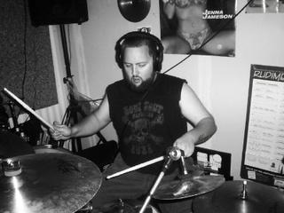 Portrait for HWF drummer
