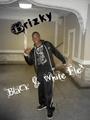 Portrait of Brizky
