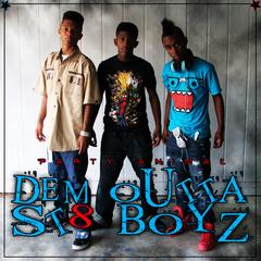 Portrait of Dem Outta ST8 Boyz
