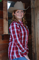 Portrait of Cowgirl Deb