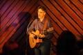 Portrait of Jeff Saxon singer songwriter