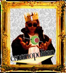 Portrait of Crosmopolitan