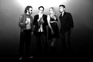 Portrait of Audio Fiction band