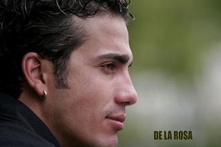 Portrait of De La Rosa