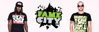 Portrait of FameCity