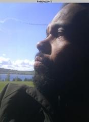Portrait of Michael Falana