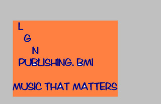 Portrait of LGN Publishing BMI