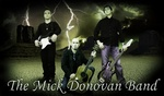 Portrait of The Mick Donovan Band