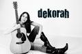 Portrait of Dekorah