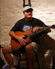 Portrait of Terry Etherington