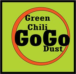 Portrait of Green Chili GoGo Dust