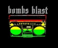 Portrait of Bombs Blast