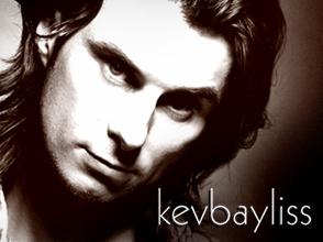 Portrait of Kev Bayliss
