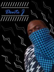 Portrait of donte j
