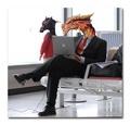 Portrait of dragon67