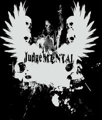 Portrait of JudgeMENTAL