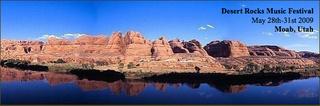 Portrait of Desert Rocks